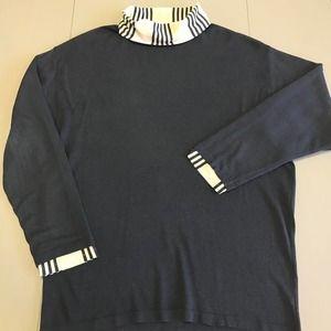 Vintage Fabrizio del Carlo Cotton Blend Sweater M